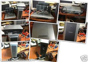 Thomson DPL 943 W Sistema Home Audio - wireless con istruzioni per montaggio - Italia - Thomson DPL 943 W Sistema Home Audio - wireless con istruzioni per montaggio - Italia