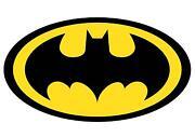 Batman Logo Iron On