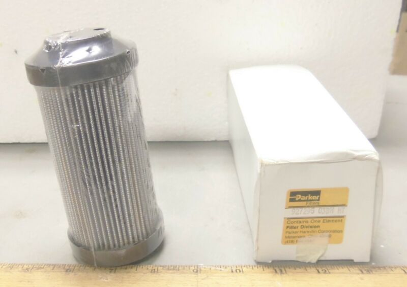 Parker Hannifin Corporation - Hydraulic Fluid Filter Element - P/N: 927295 (NOS)