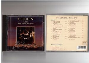 Chopin Waltzes Martijn van den Hoek piano 1 x CD Brilliant Classic - <span itemprop='availableAtOrFrom'>internet, Polska</span> - Chopin Waltzes Martijn van den Hoek piano 1 x CD Brilliant Classic - internet, Polska
