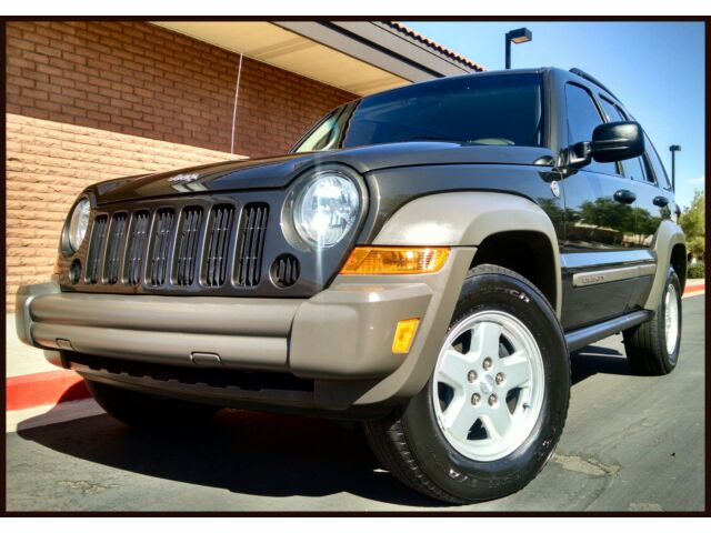 Image 1 of Jeep: Liberty 4WD Sport…