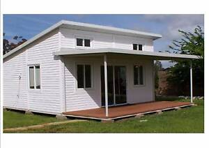 Luxury Kitset Cabin or Granny flat 26m3 + Deck&Canopy 13m3 Brisbane City Brisbane North West Preview