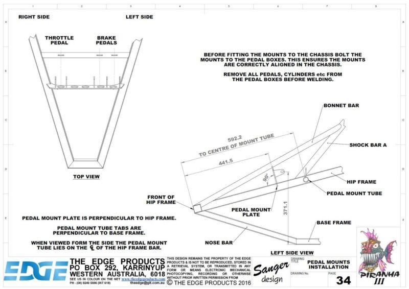 Piranha series III, offroad, mini dune buggy, sandrail, go