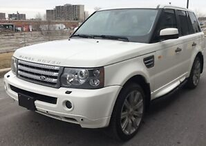 2006 Range Rover Sport Supercharged |CERTIFIED|FULLY-LOADED|
