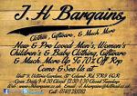 J.H Bargains