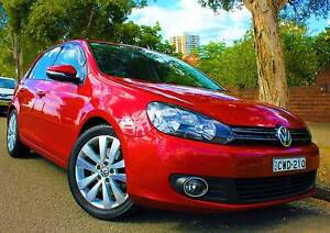 2011 Volkswagen Golf Hatchback St Leonards Willoughby Area Preview