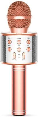 Toys For 3 16 Years Old Girls Gifts Karaoke Microphone Kids Age 4 12 Best Fun