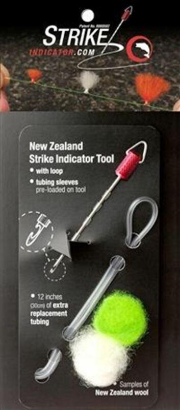 New Zealand Strike Indicator Kit