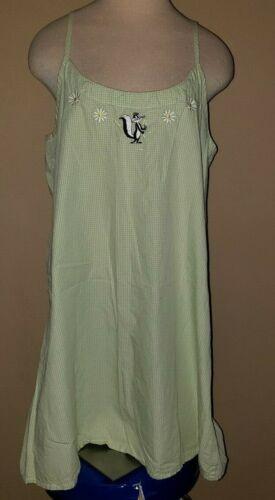 Vintage Warner Brothers Studio Store Pepe Le Pew Cat Dress