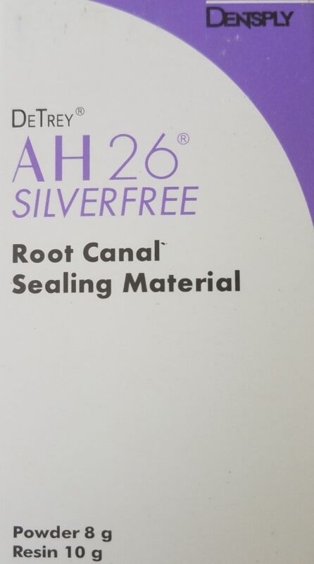 AH 26 ROOT CANAL SEALER Cement Dental Dentsply