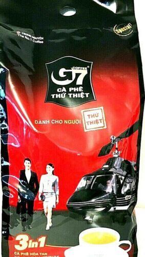 G7 Coffee 3-In-1 Instant Vietnamese Coffee Mix 100 Sticks x 16 g
