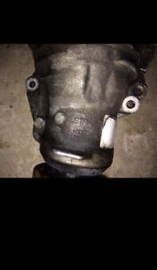Mint Condition BMW Differential