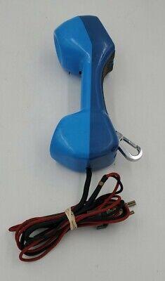 Vintage Harris Dracon Ts21 Linemans Test Phone Handset Butt Set Pre-owned