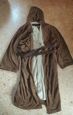 er Obi-Wan Kenobi Fleece Bademantel (Star Wars Obi Wan Kostüm)