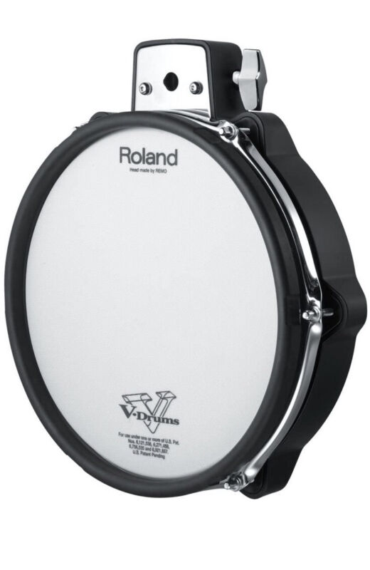 """NEW Roland PDX-100 (M) - 10"""" V-Drum Electronic Drum Trigger/Pad"""
