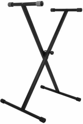 "On-Stage Stands Single ""X-Style"" Keyboard Stand <KS7190>"