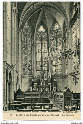 CPA - Carte postale- France - Paris - Maison de la Santé de la Rue Blomet -1907