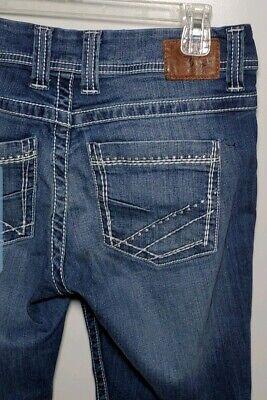 Buckle BKE DENIM Jeans SIZE 30R WOMEN'S Payton Slim Boot Cut Stretch (Boot Jeans Denim)