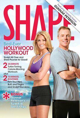 SHAPE - Best-Ever Hollywood Workout (Gunnar Peterson) DVD