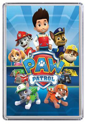 Paw Patrol Fridge Magnet 01