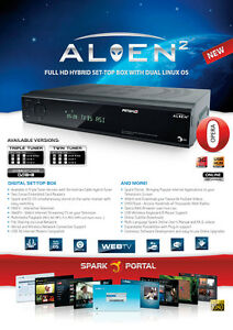 Amiko Alien2 HD Satellite Receiver
