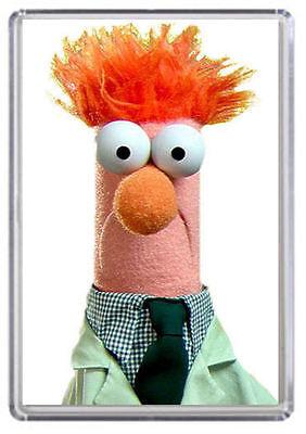 Beaker, Muppets Fridge Magnet 01
