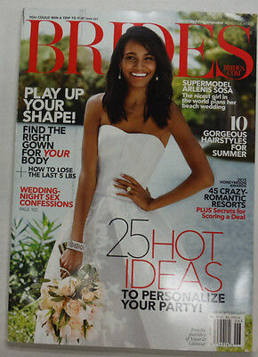 Brides Magazine Arlenis Sosa Bride June/July 2015 051915R2