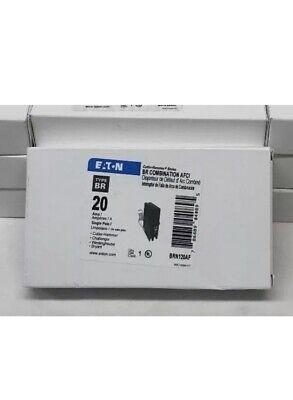 20 X Breaker Eaton Cutler-hammer Combination Afci 20 Amp Brcaf120 Brn120af