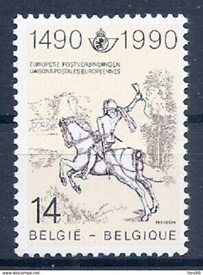 Belgique 2350 XXX 1990.500e anniv. liaison Innsbruck-Malines.
