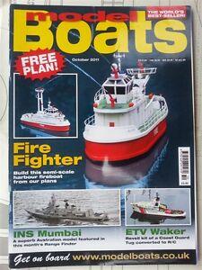 Model Boats Plan