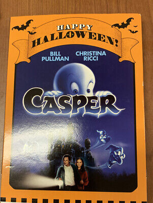 idescreen Special Edition)  GOOD HALLOWEEN MOVIE!! (Casper Halloween-dvd)