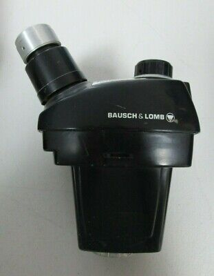 Bausch Lomb 1x - 2.5x Stereozoom3 Microscope Head