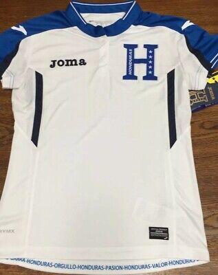 Honduras Women s Jersey Original Joma~blusa De Honduras Joma Size M caabb0ff42f36