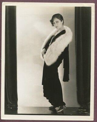 apper Girl Art Deco Fashion OTTO DYAR Glamour Photo J679 (Flapper Girl Fashion)