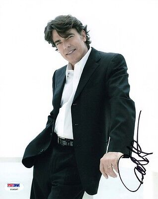 Peter Gallagher Signed 8X10 Photo Arthur Covert Affairs Psa Dna Autographed