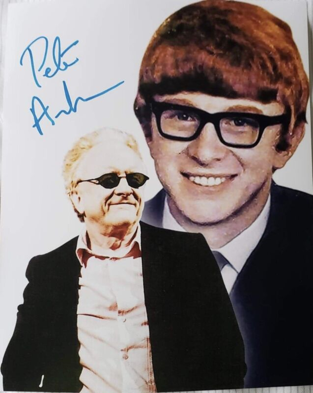 Peter Asher Signed Autographed 8x10 Photo
