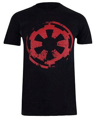 STAR WARS  T-Shirt - Imperial Logo  - schwarz - XL - NEU