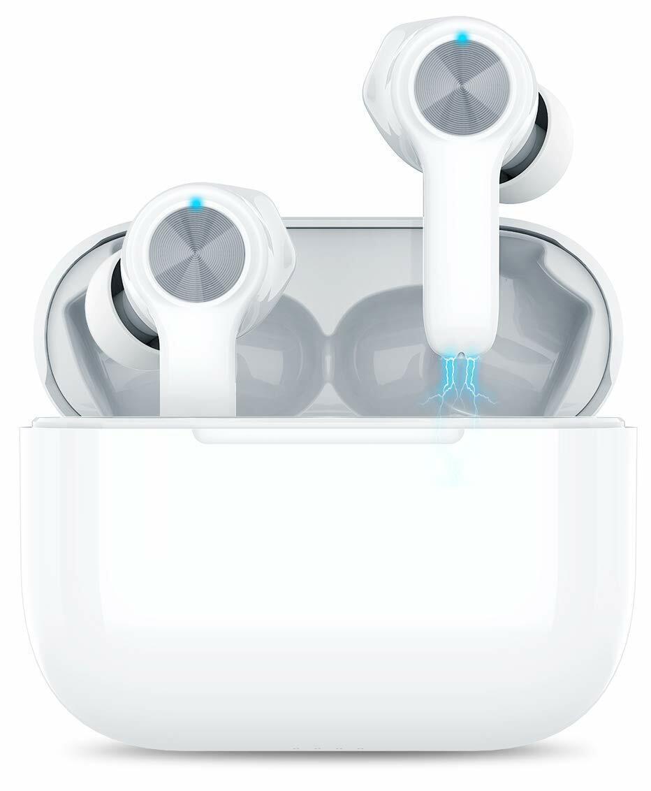 XLEADER SoundAngel Airpro2 True Wireless Earbuds, Bluetooth 5.1 Headphones Touch - $26.99