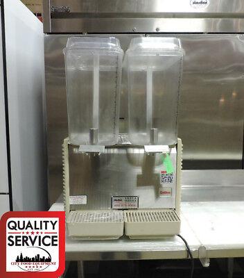Crathco D25-4 Commercial Double 5 Gallon Drink Dispenser