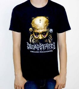 Decapitated-Organic-Hallucinosis-Tshirt-OFFICIAL