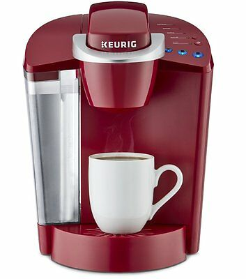 Keurig K55 Single Serve Coffee Maker RED Brand New Coffee Brewer - K Cups NEW