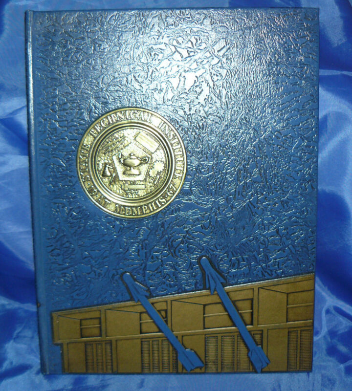 Memphis State Technical Institute Yearbook STIMWINDER 1979 - 1980 Tennessee TN