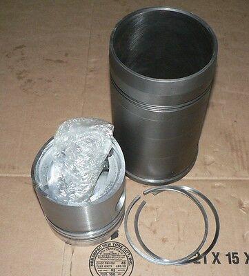 Waukesha Dresser Piston Sleeve Ring Kit 932-241 Kalmar 74914361-6