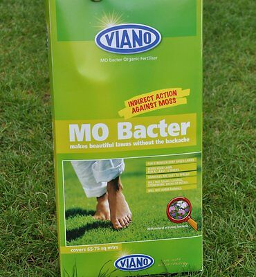 MO Bacter Organic Lawn Fertiliser