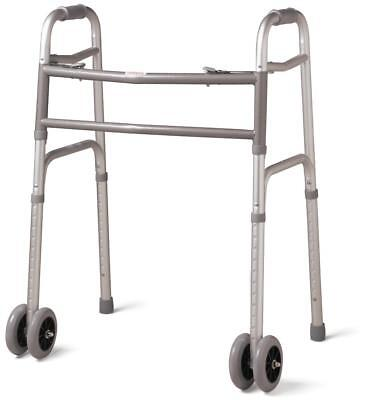 (Medline Extra-Wide Bariatric  Walker with 5
