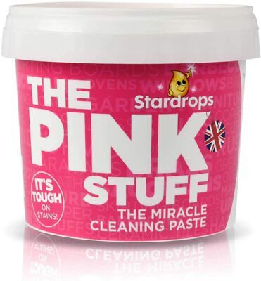 The Pink Stuff Miracle Cleaning Paste, All Purpose Cleaner, 500g