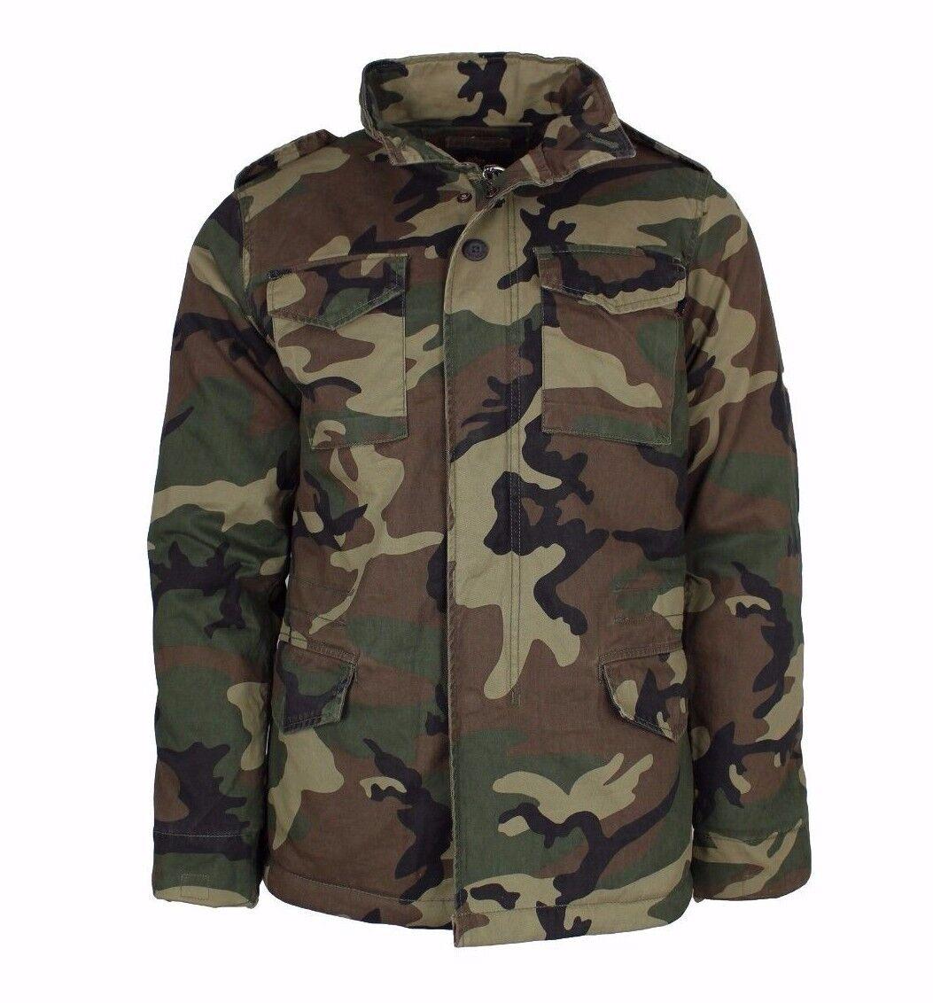 Camouflage Jacke Herren Gr Bekleidung Angelsport M