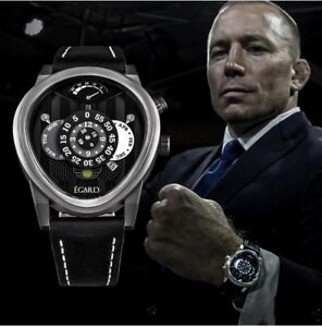 MMA Champ GSP Special Édition Egard Luxury Watch