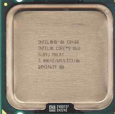 Intel CPU Core 2 Duo E8400 3.0GHz/6M/FSB1333 LGA 775