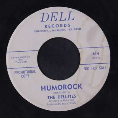 Used,  DELL-ITES: Humorock / Delma 45 (instro, dj, lbl stain) Oldies for sale  Shipping to India